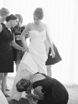 Bridal Finishing Touches