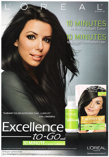 Eva Longoria Box COlor