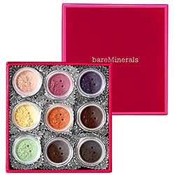 Bare Minerals Eyeshadow Collection