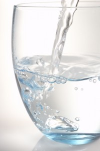 glass of water 200x300 Eating for Your Skin & More
