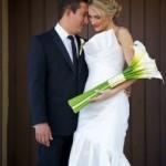 Modern / Formal Wedding Dress