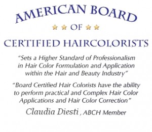 Find a Certified Colorist!