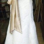 Classic Couture Wedding Dress