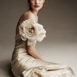 Soft Glam Wedding Dress