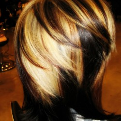 Dimensional Color at Paul Mitchell School 08