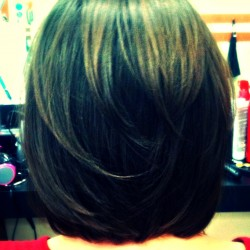 Lob - Long Bob Haircut