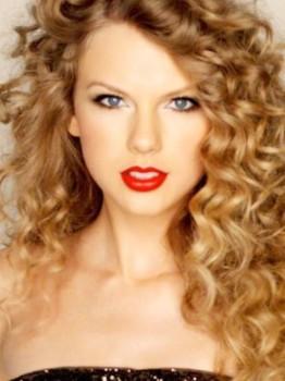 Taylor Swift Perm