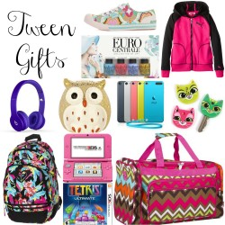 Gifts for Tweens & Teens