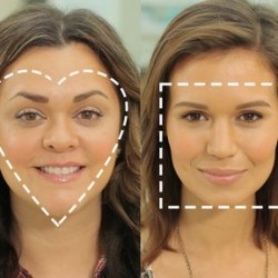 How to Contour Your Face Shape