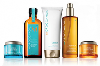 Moroccanoil Body Collection