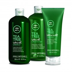 Paul Mitchell Tea Tree Hair Care
