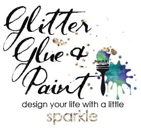 Glittler, Glue, & Paint Blog