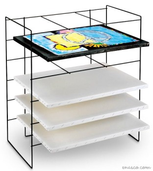 Canvas-Drying-Rack