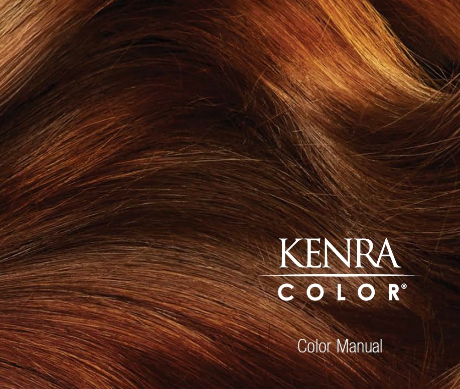 Kenra Hair Color Kenra Color Manual Confessions Of A