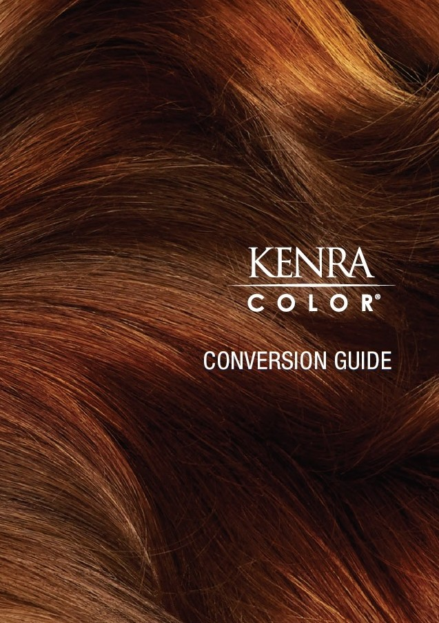 Kenra Color Shade Chart Confessions Of A Cosmetologist Of