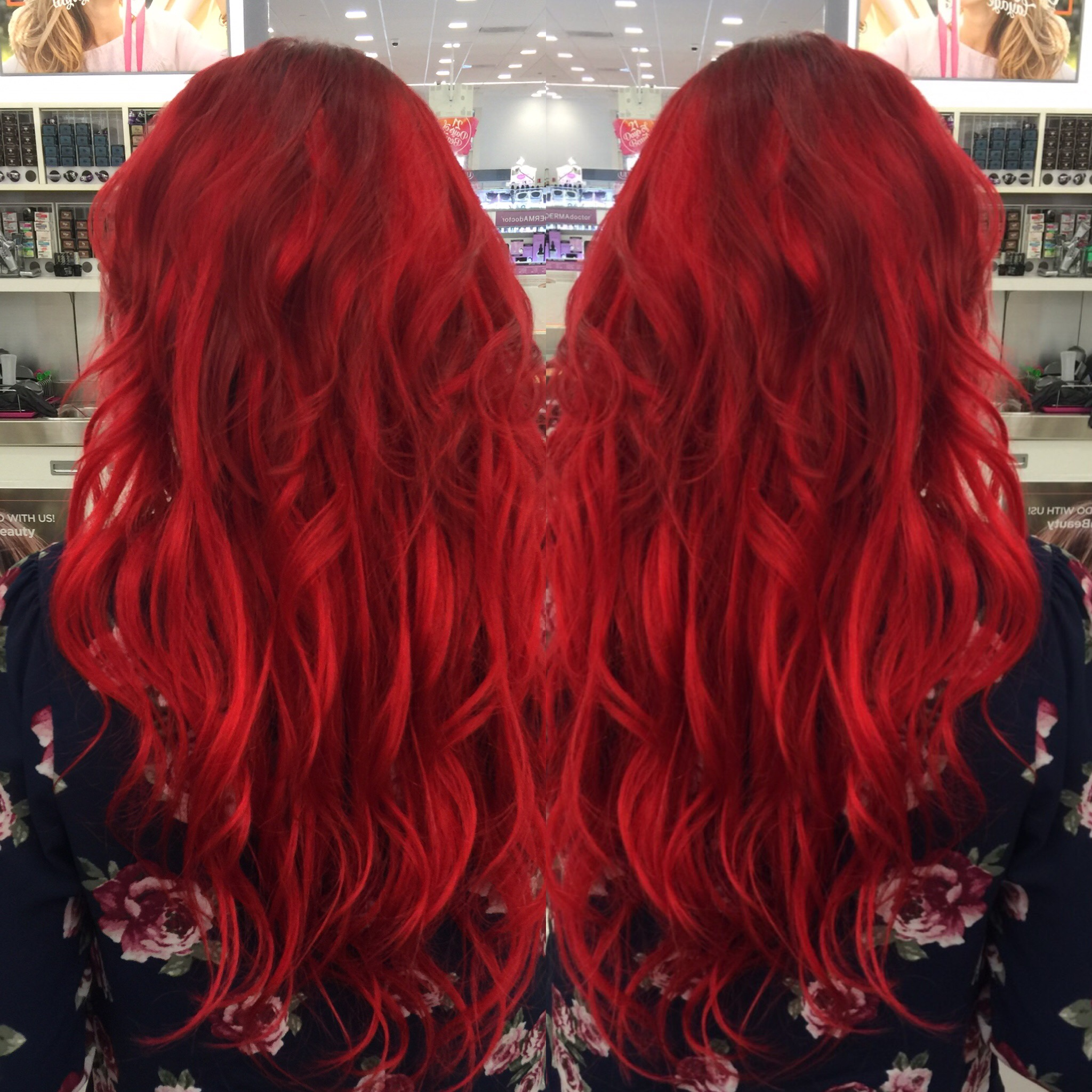 Pravana Vivids Red Hair Confessions Of A Cosmetologistconfessions