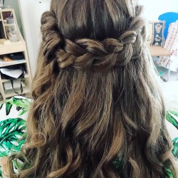 Bridesmaid Braids 2020