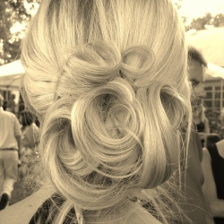 Wedding Hair 2009