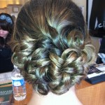 Wedding - Prom - Formal Updo Style
