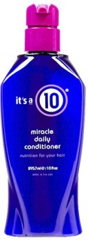 It's a 10 Miracle Moisture Daily Conditioner