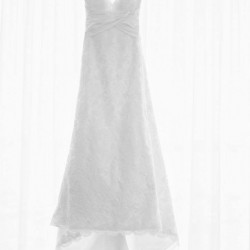 Kate's Lace Wedding Dress
