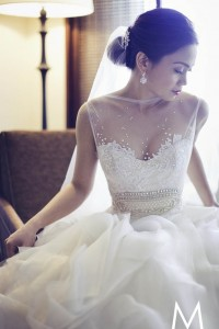 Classic Vintage Bride