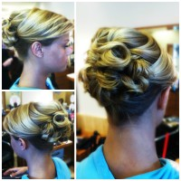 Prom Wedding Hair Style