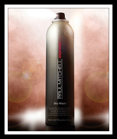Paul Mitchell Dry Wash Dry Shampoo Giveaway