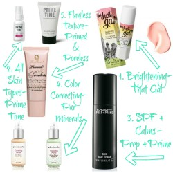 Top 5 Best Makeup Primers