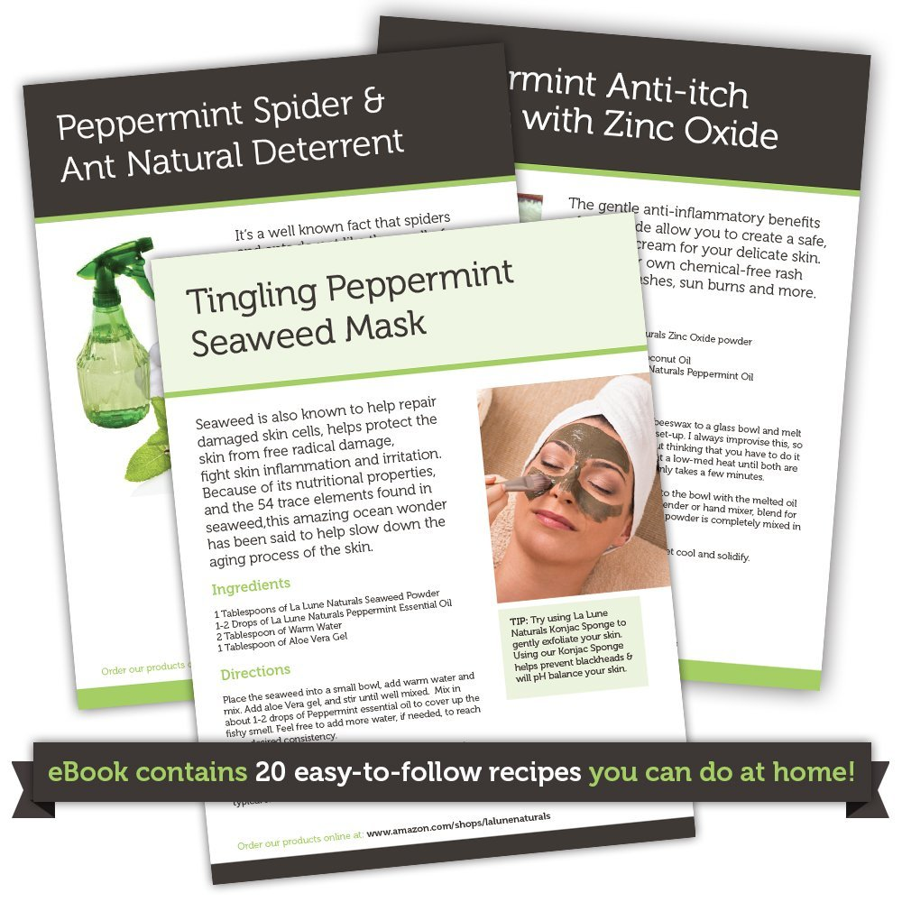 Peppermint-Oil-Recipes