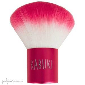 Kabuki-Makeup-Brush-Pink