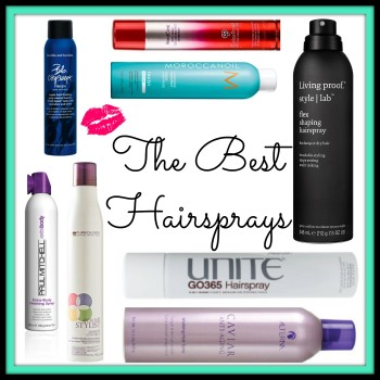 Best-Hairsprays