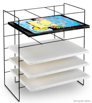 Canvas-Drying-Rack