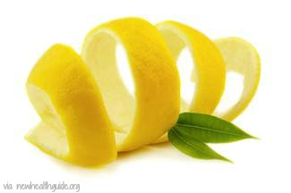 lemon-skin-peel