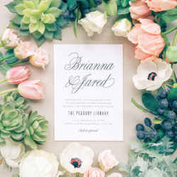beauty-inspired-wedding-stationary